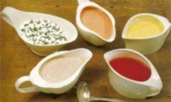 5 вкуснейших низкокалорийных соусов для овощного салата