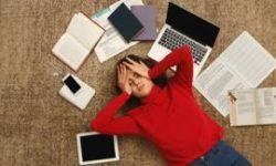Латентные признаки хронического стресса