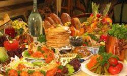 Как наладить режим питания после праздничных застолий