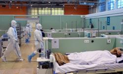 За сутки в России выявили более 8 тыс. новых больных COVID-19